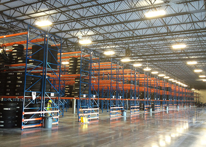 Project Released 124800 SF Build To Suit Distribution