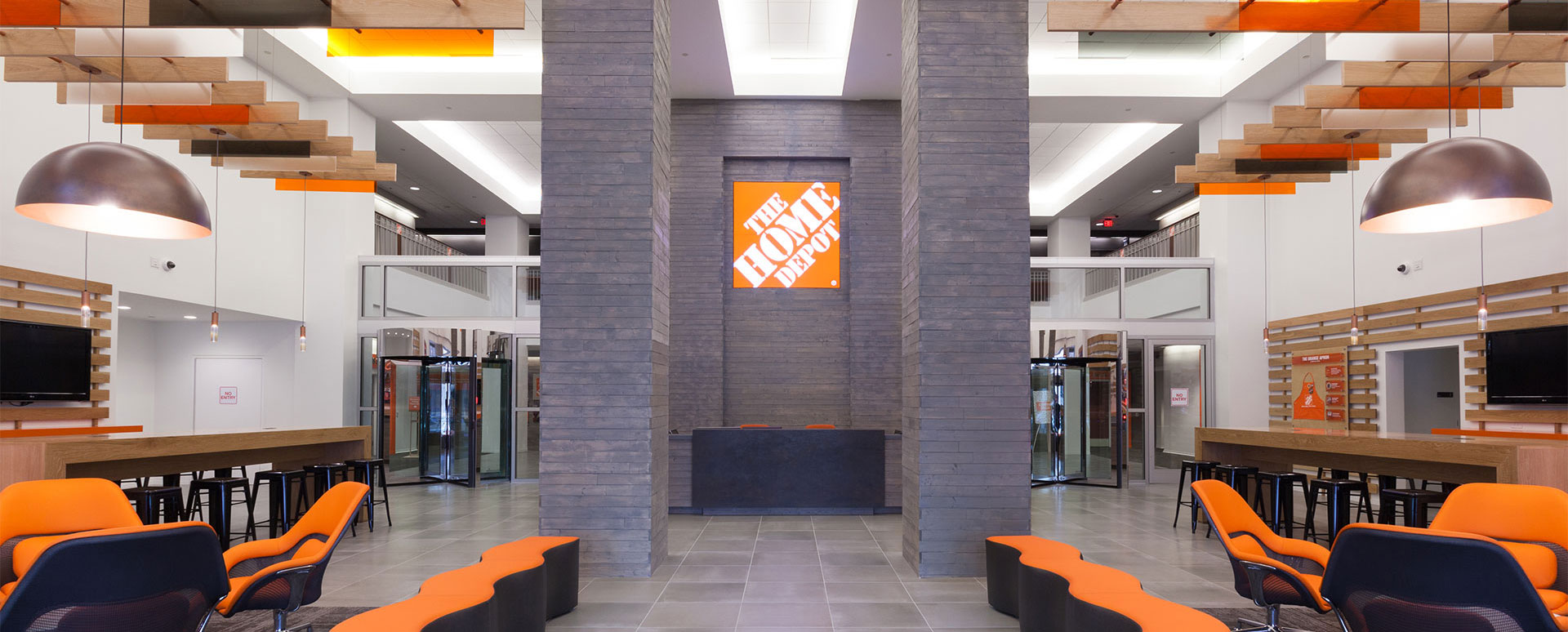 Home Depot Lobby Renovation