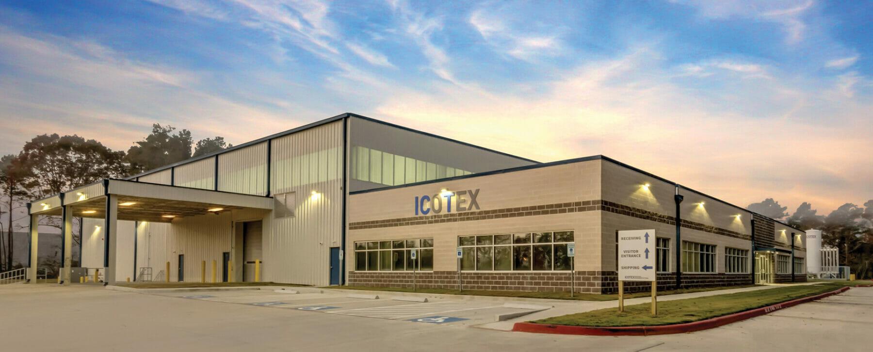 ICOTEX Conroe, TX 7