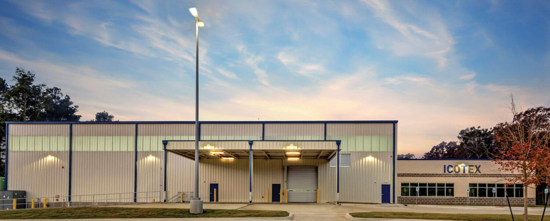 ICOTEX Conroe, TX 6