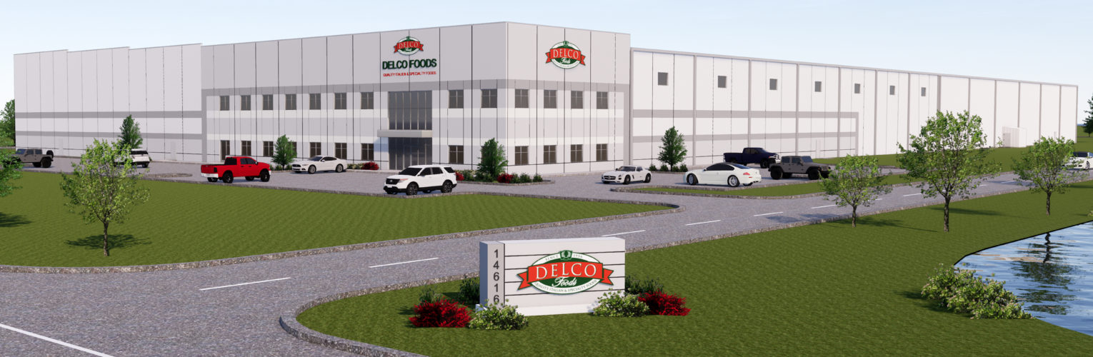 Under Construction: Delco Foods - Whitestown, IN