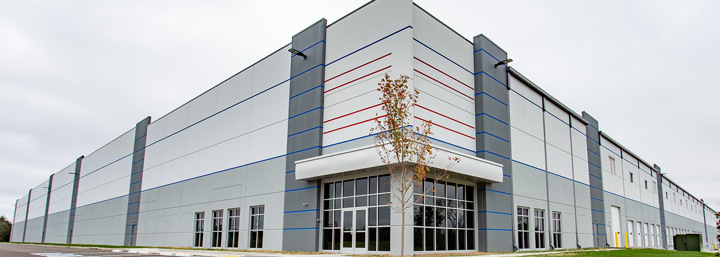 Recently Completed: Strategic Capital Partners Speculative Warehouse - Nashville, TN