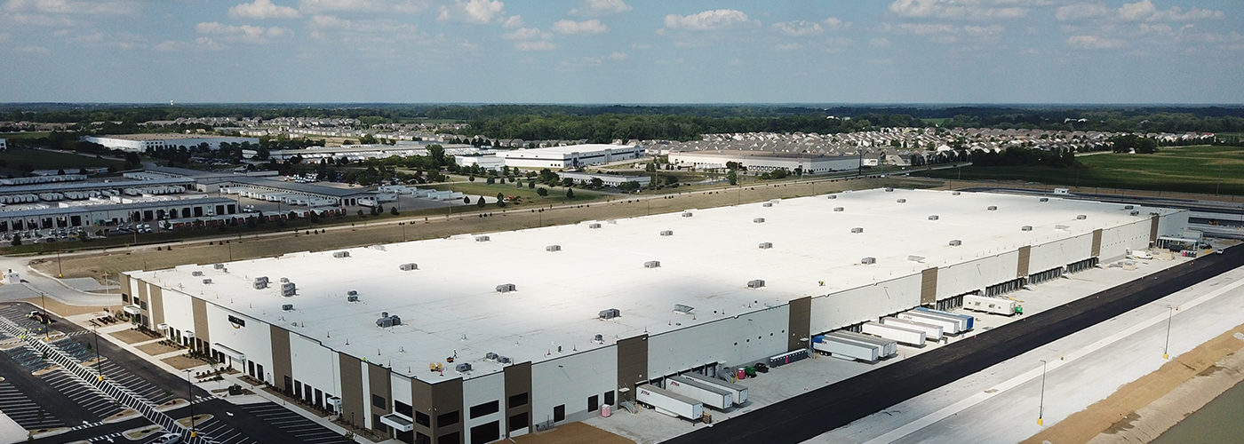 Amazon Distribution Facility - Greenwood, IN