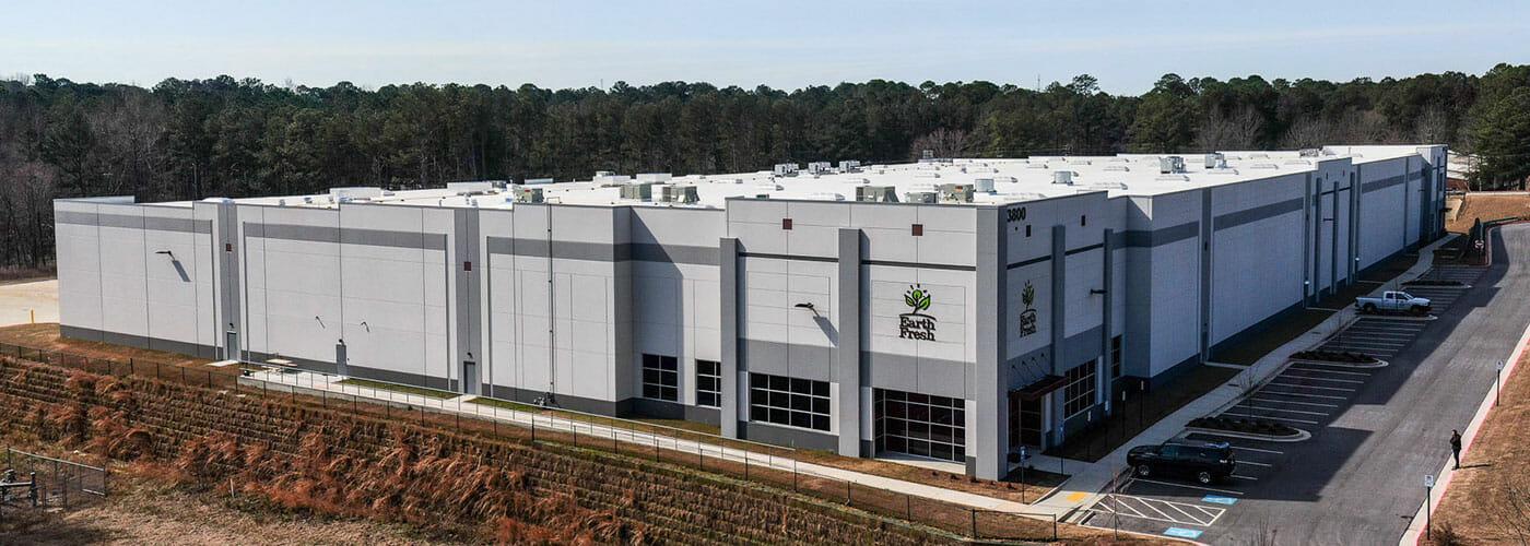 Recently Completed: Earthfresh - Atlanta, GA