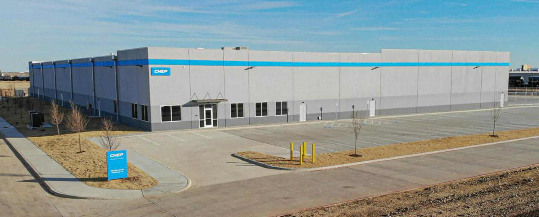 CHEP Warehouse - Amarillo, TX 4