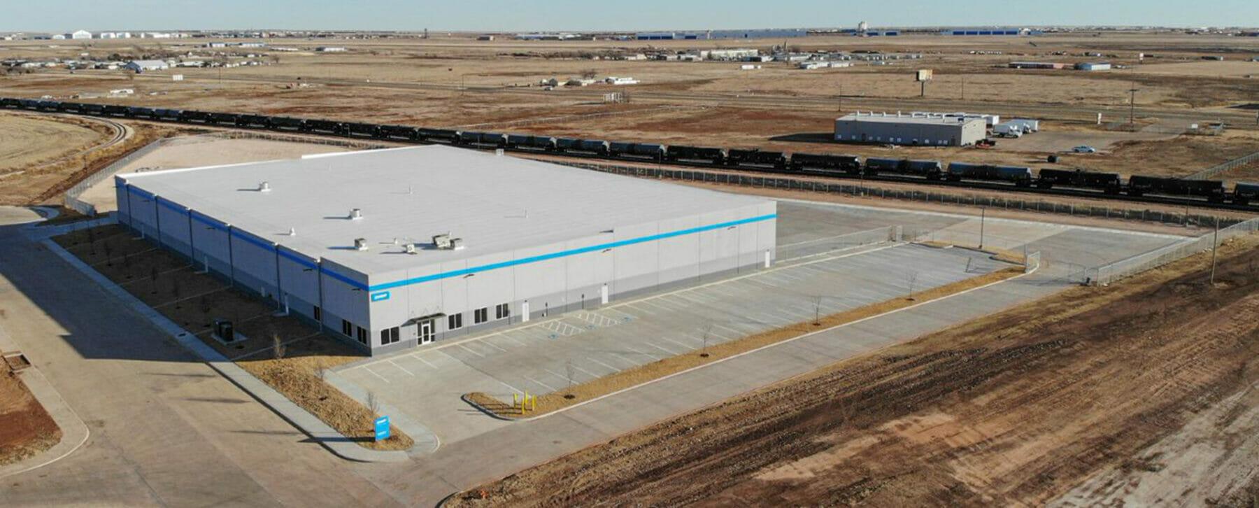 CHEP Warehouse - Amarillo, TX
