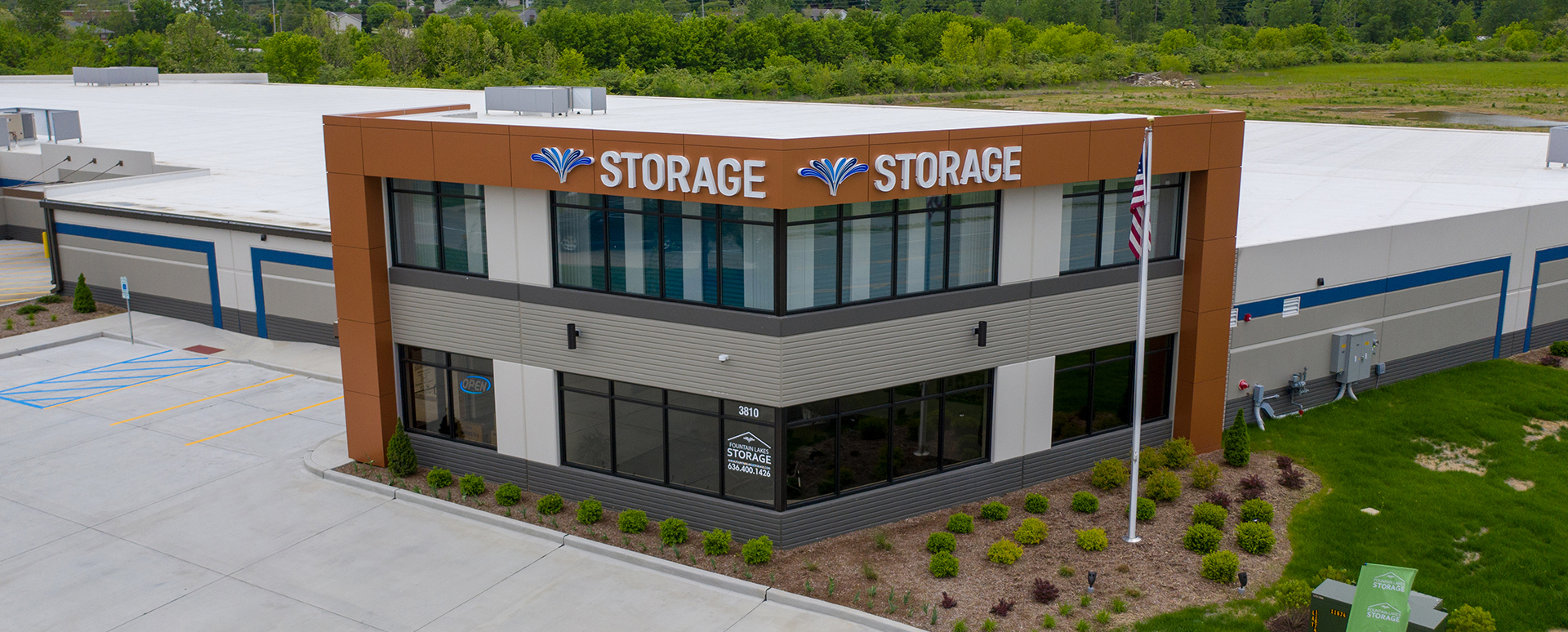 Fountain Lakes Storage - St. Charles, MO