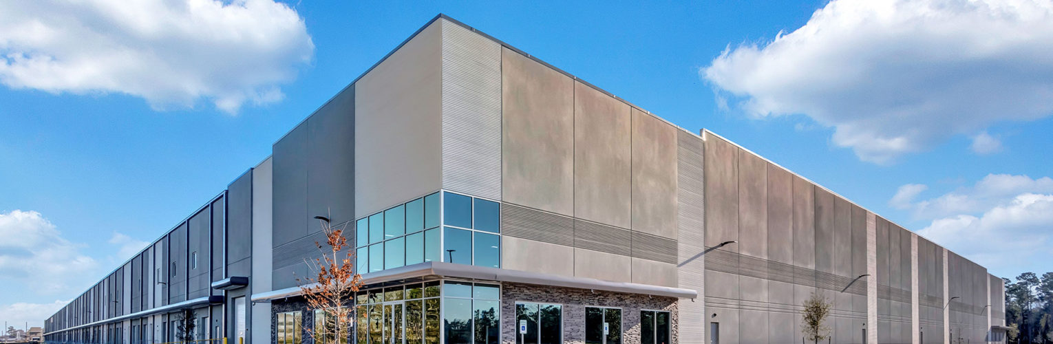 Recently Completed: Air 59 Logistics Center - Humble, TX