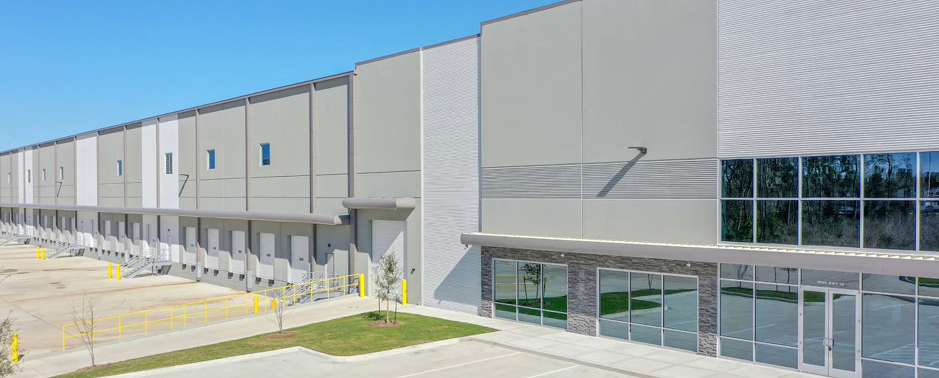 Recently Completed: Air 59 Logistics Center - Humble, TX 1