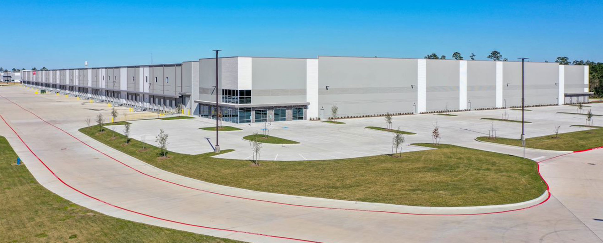 Recently Completed: Air 59 Logistics Center - Humble, TX 2