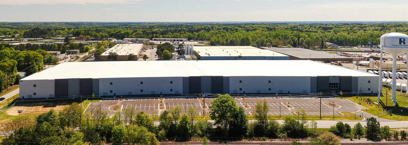 Recently Completed: Grainger Warehouse Construction – Jacksonville, FL