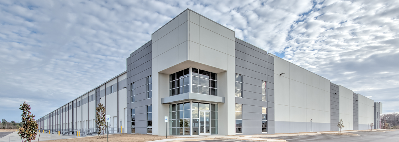 Recently Completed: Robinson Weeks Partners Speculative Warehouse – Memphis, TN