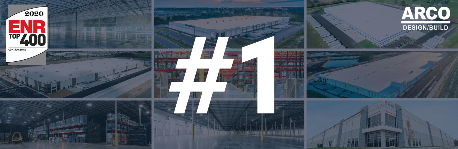 ARCO Named #1 Warehouse/Distribution Construction Firm 6