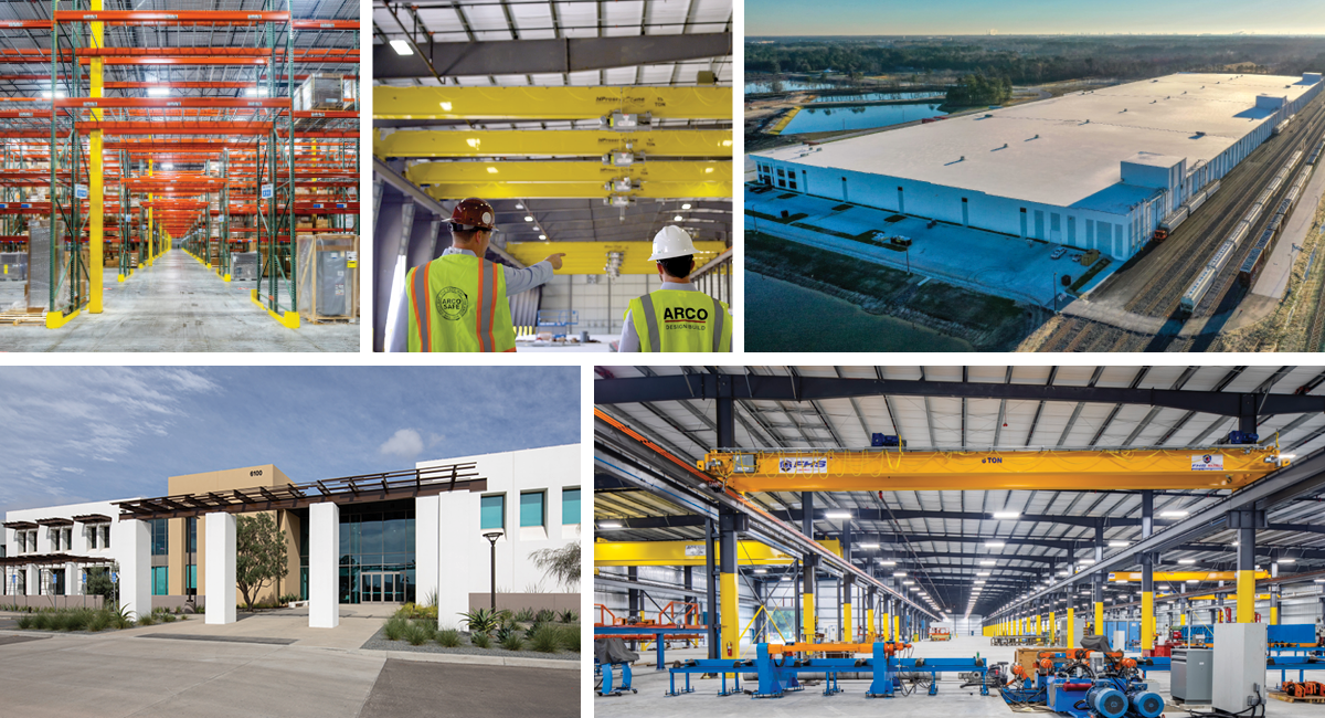ARCO Named #1 Warehouse/Distribution Construction Firm 1