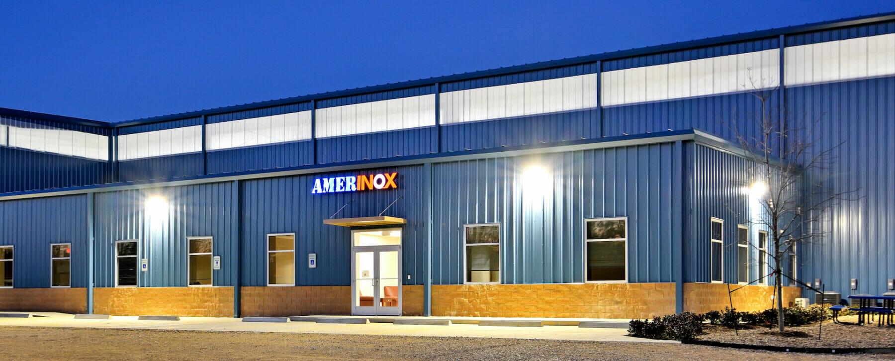 Amerinox Processing - Nash, TX 3