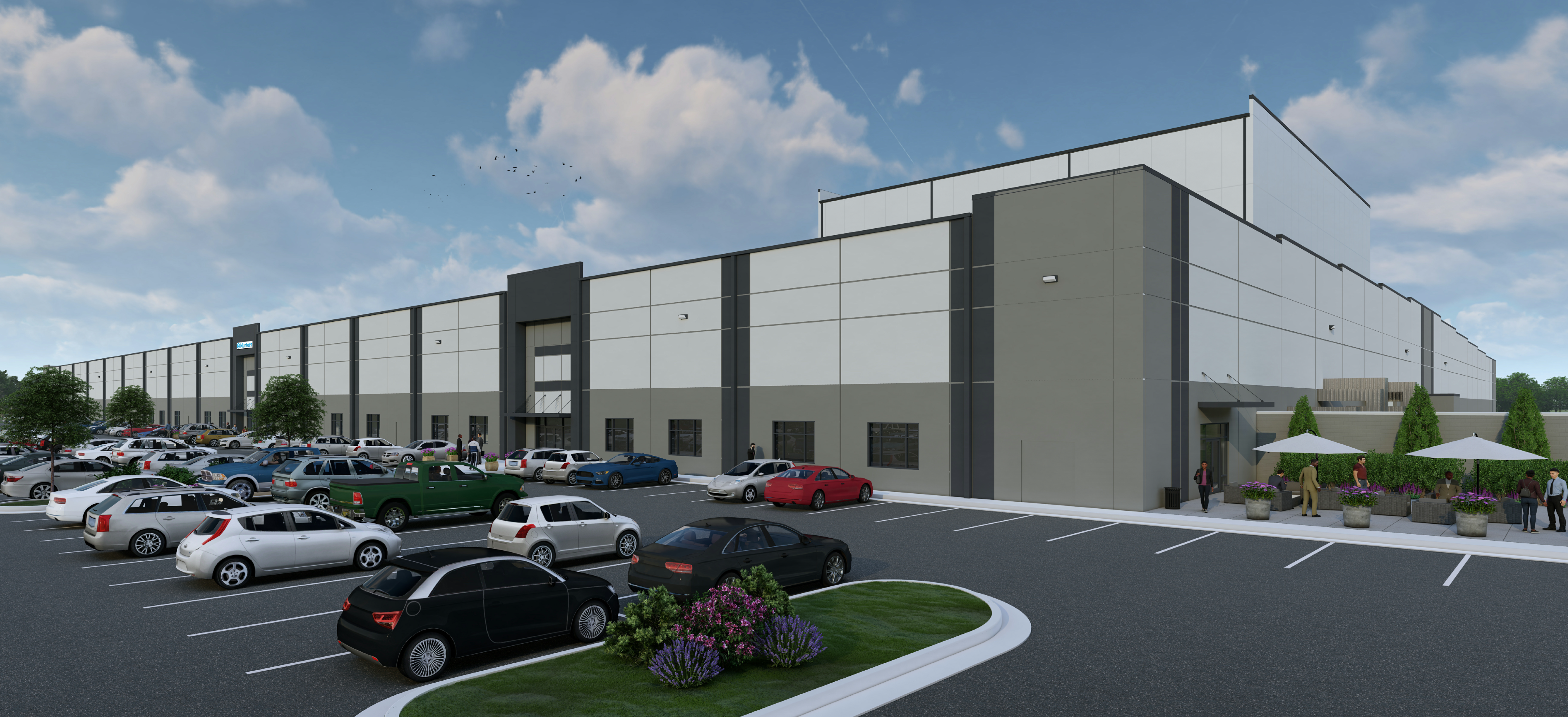 Munters Breaks Ground on New 365,000 SF Manufacturing Facility in Botetourt County, Virginia 10